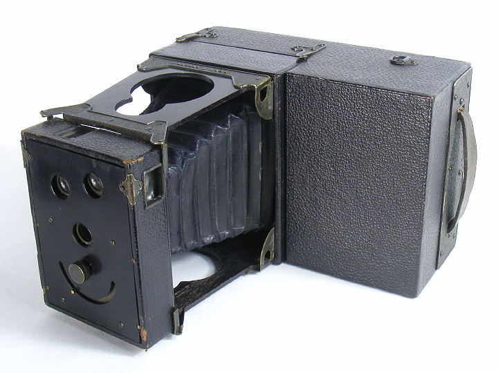 Image of Beck Frena Folding No 6 Camera