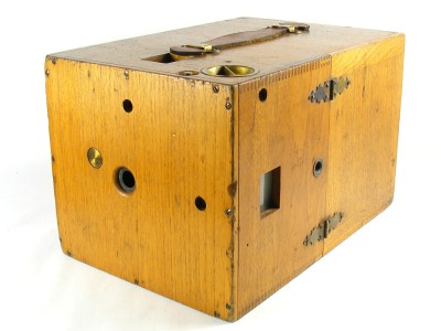 Image of Blair Hawk-Eye Detective Camera (Early Model)
