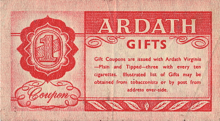 Image of Ardath Cigarette Coupon