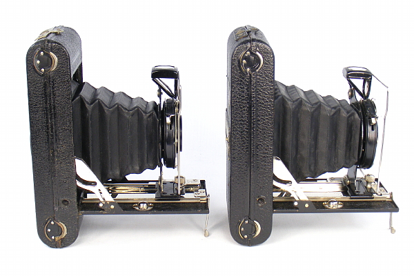 Image of May Fair Folding Cameras (side view)