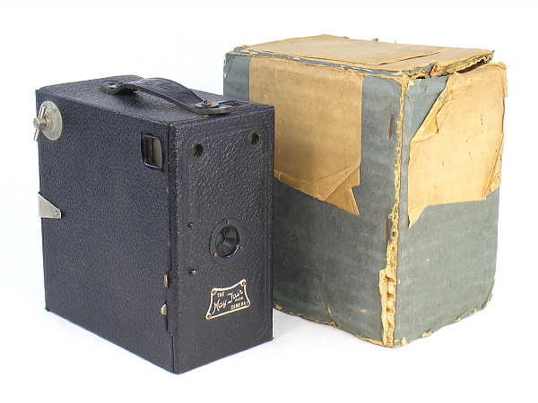 Image of May Fair E29 box camera
