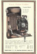 Thumbnail of Advert for No 6 Ensign Carbine Tropical Camera