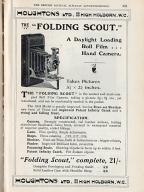 Thumbnail of Folding Scout camera