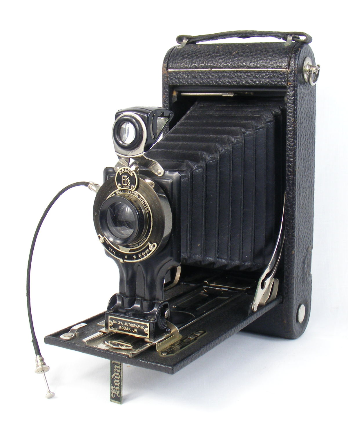 Image of No 3A Autographic Kodak Junior camera