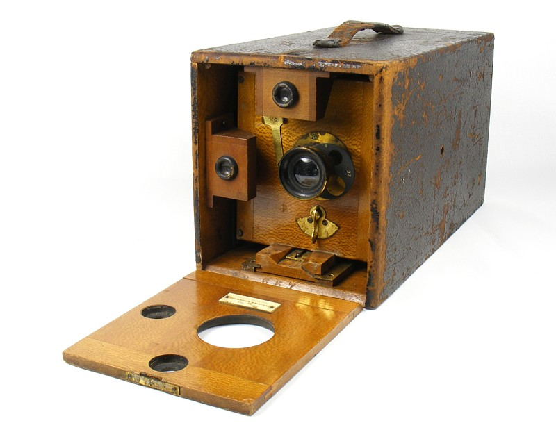 Image of No 3 Kodet camera made by Eastman Company