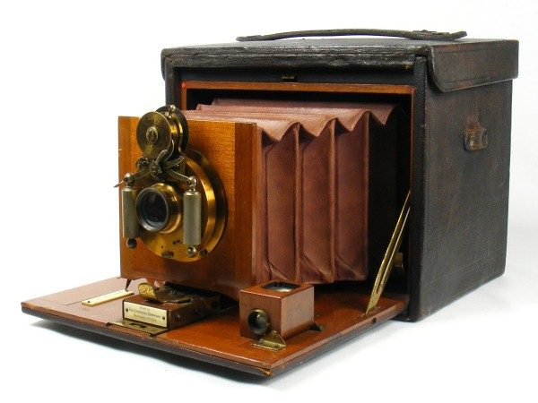 Image of No 5 Folding Kodak Camera