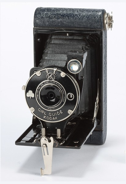Image of Kodak Girl Guide Vest Pocket Camera