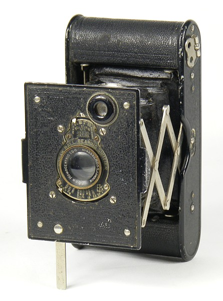 Image of Vest Pocket Autographic Kodak Special Camera with Ross Homocentric lens