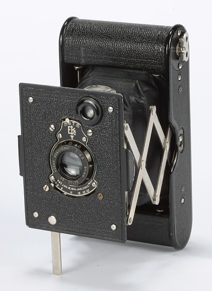 Image of Vest Pocket Autographic Kodak Special Camera with focussing Anastigmat lens (f6.9)