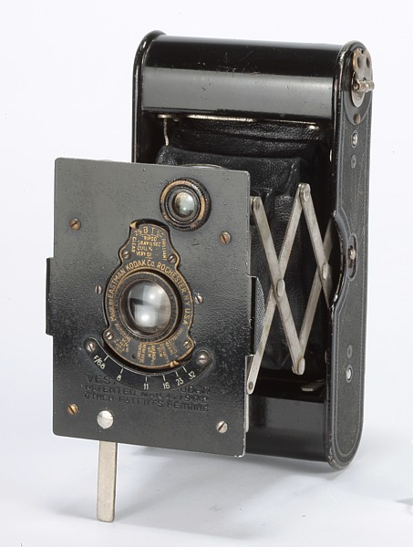 Image of Vest Pocket Autographic Kodak Special Camera (US Model) with Zeiss Kodak Anastigmat lens
