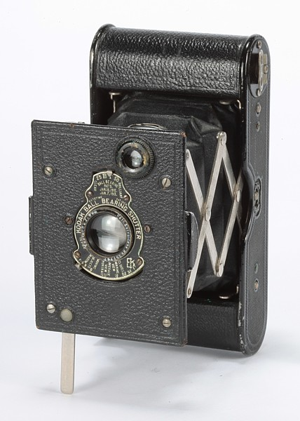Image of Vest Pocket Autographic Kodak Special Camera (US Model) with Tessar II lens