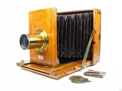 Image of Scotts Patent Camera