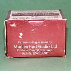 Thumbnail of Mudlen End packaging