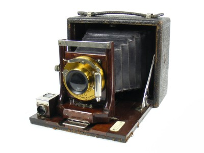 Image of GEM Camera made by Rochester Optical and Camera Co.