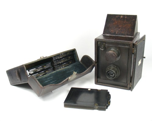 Image of Ross Portable Divided Camera