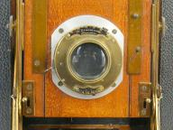 Thumbnail of Sanderson Rollfilm camera
