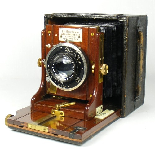 Image of Sinclair Una Camera