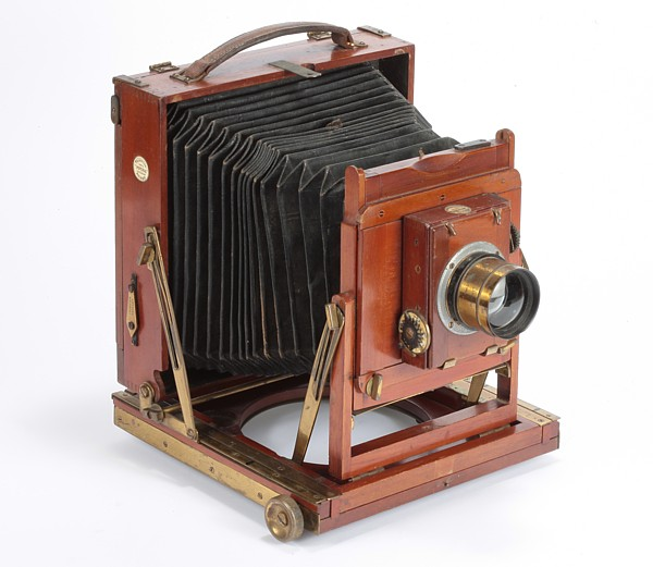 Image of Thornton-Pickard Triple Imperial Camera