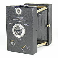 Image of the Dallmeyer Snapshot camera