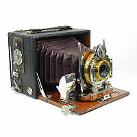 Image of Ernemann Double Shutter camera