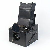 Thumbnail of Ensign focal Plane Rollfilm Reflex camera