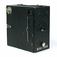 Image of Ensign Portrait Box Camera