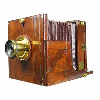 Image of Fallowfield tailboard camera