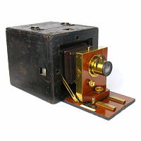 Thumbnail of Rochester Optical Folding Premier Camera