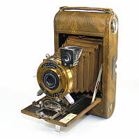 Thumbnail of No 3 Folding Pocket Kodak DeLuxe