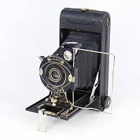 Image of May Fair folding camera (common model)