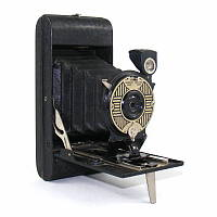 Image of May Fair folding camera (basic model)