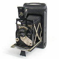 Image of New Special Sybil (rollfilm) camera