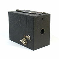Image of Kodak No 2 Hawk-Eye box camera
