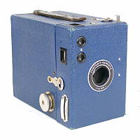 Image of Kodak Portrait Hawkeye A-Star-A box camera