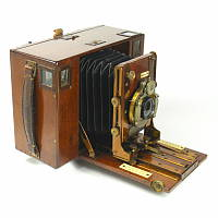 Image of Tropical Roll-Film Camera