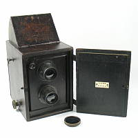 Thumbnail of Ross Portable Divided camera