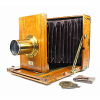 Thumbnail of Scott's Patent Camera