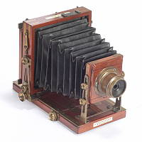 Thumbnail of Lancaster Special Instantograph Camera