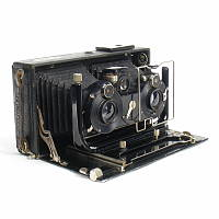 Thumbnail of Ica Stereo Ideal Model 650 camera