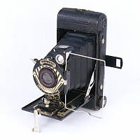 Image of Super May Fair folding camera