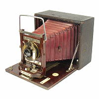 Thumbnail of Busch Swing Folding camera