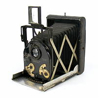 Image of the Sybil Plate camera made by Newman & Guardia