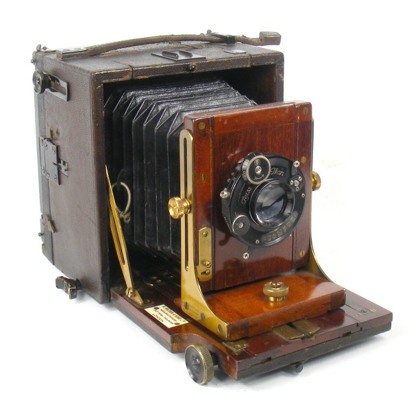 Image of Watson Alpha De Luxe Camera